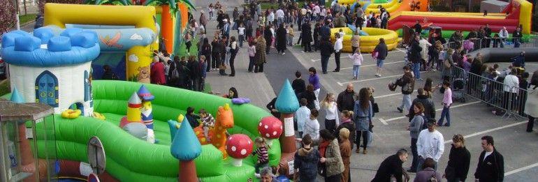 Bientôt les beaux jours , réservez vos animations et châteaux gonflables .