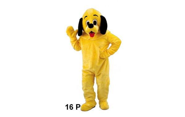 Mascotte chien 16 P