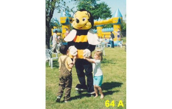 Mascotte abeille 64 A