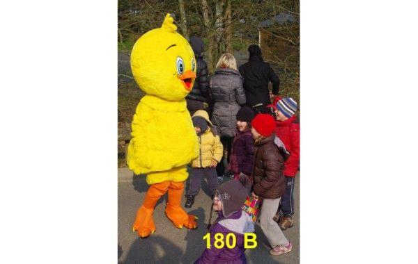 Mascotte poussin 180 B