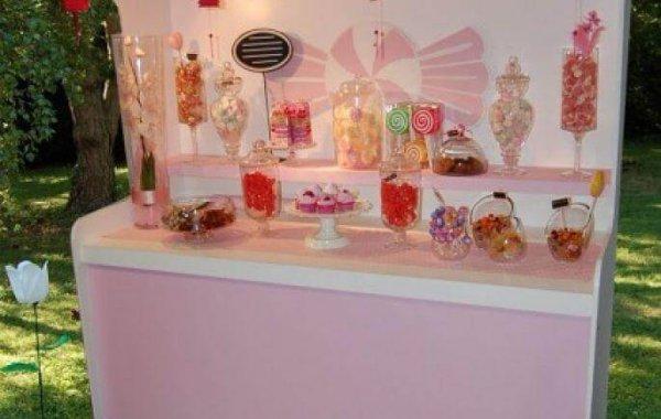 Candy bar / Bar à bonbons