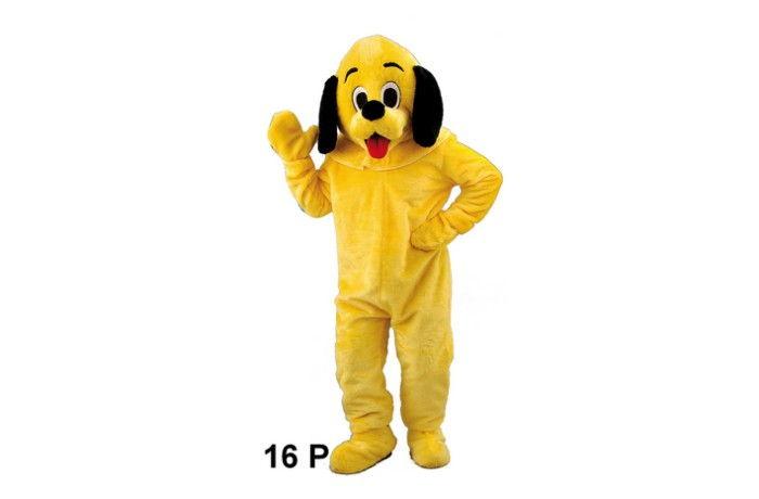 location Mascotte chien 16 P ile de france