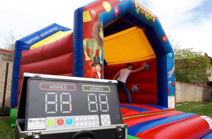 location Circus interactif ile de france
